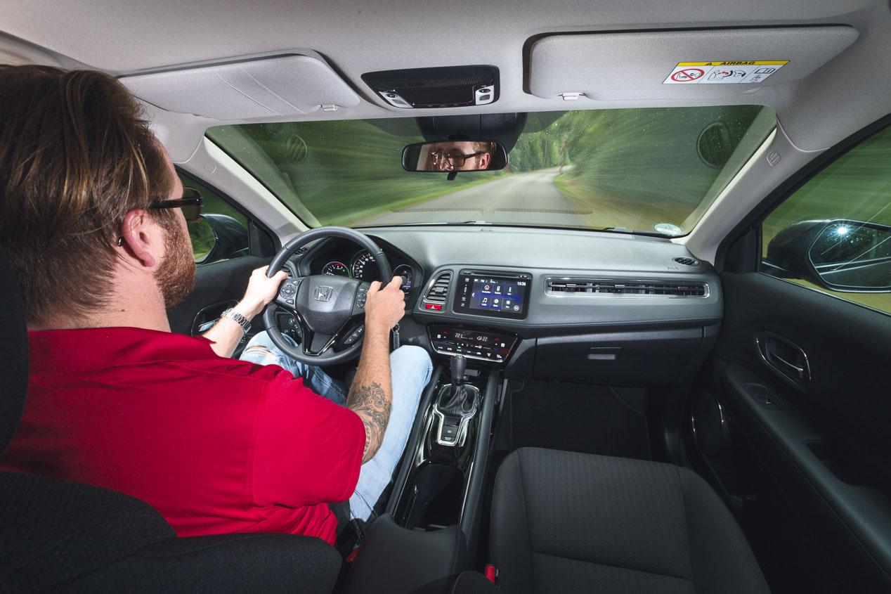 Honda HR-V, a prueba