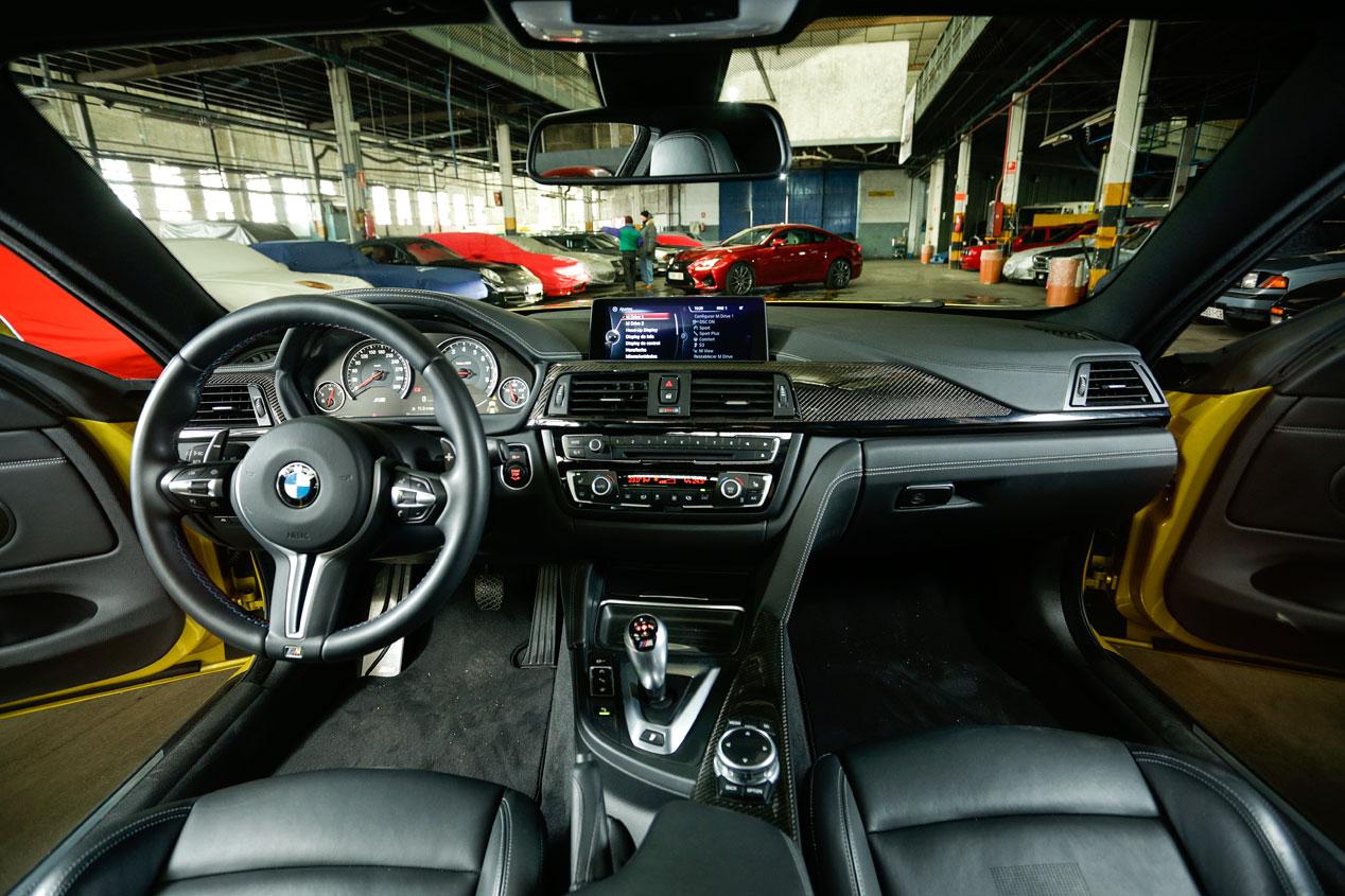 Dos purasangre frente a frente: BMW M4 vs Lexus RC F