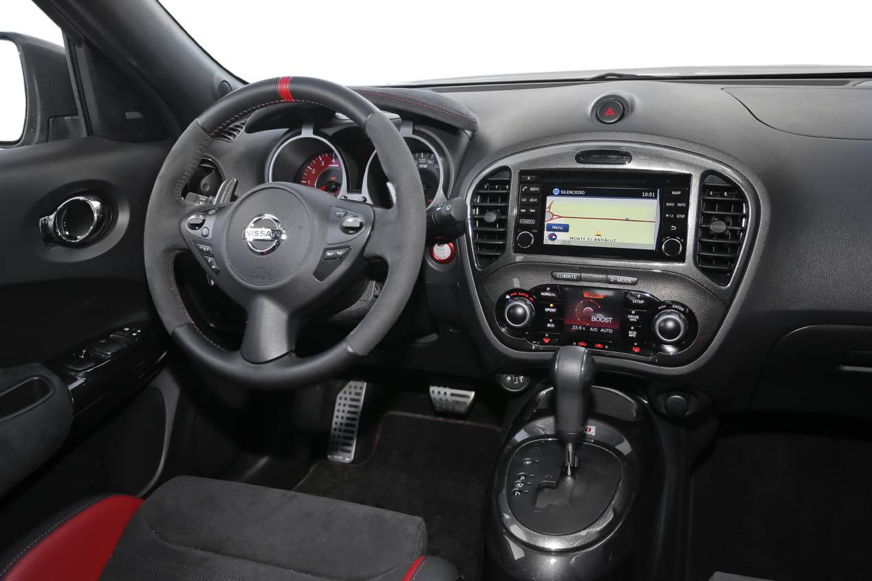 Nissan Juke Nismo RS 4x4