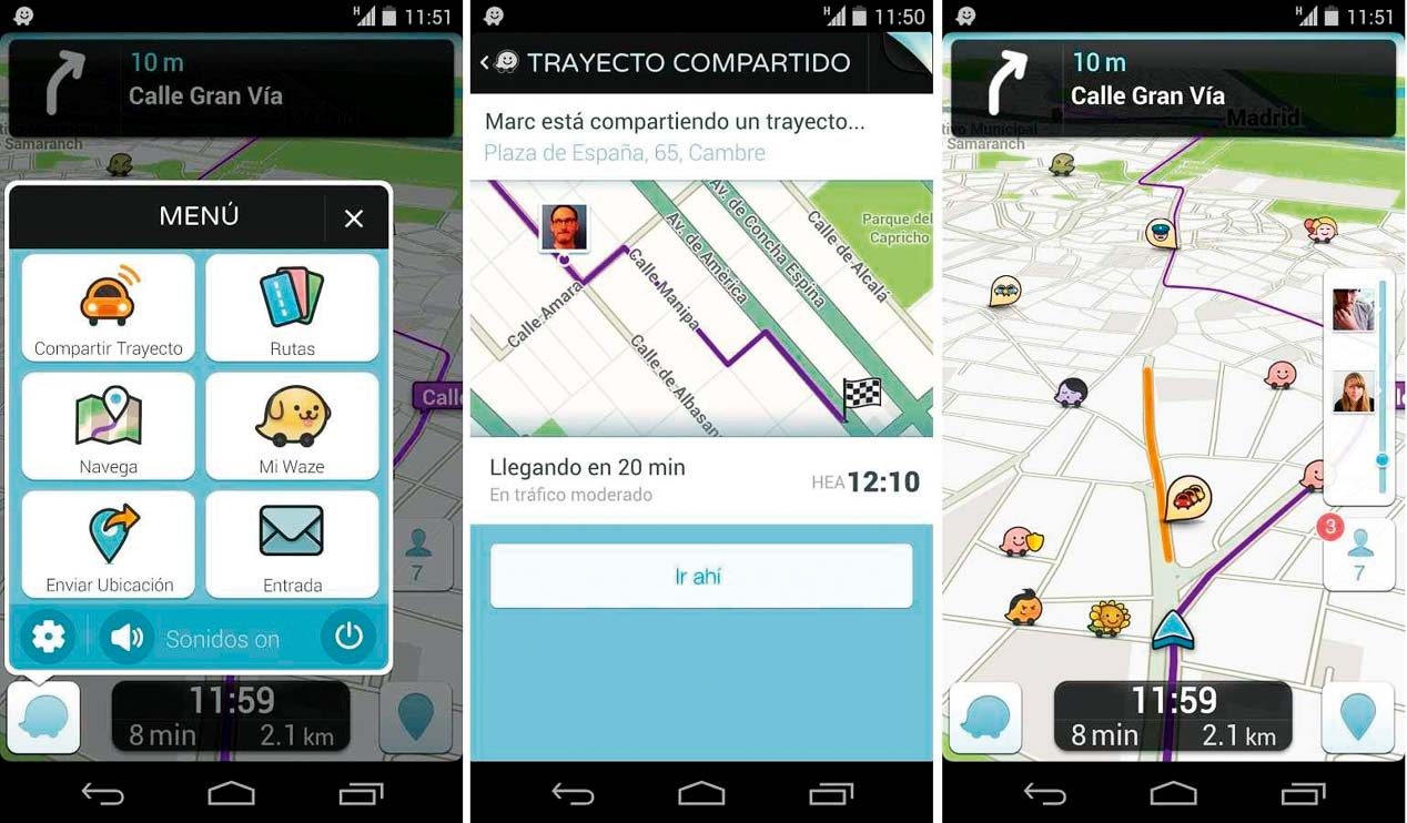 Aplicaciones para descargar en tu móvil