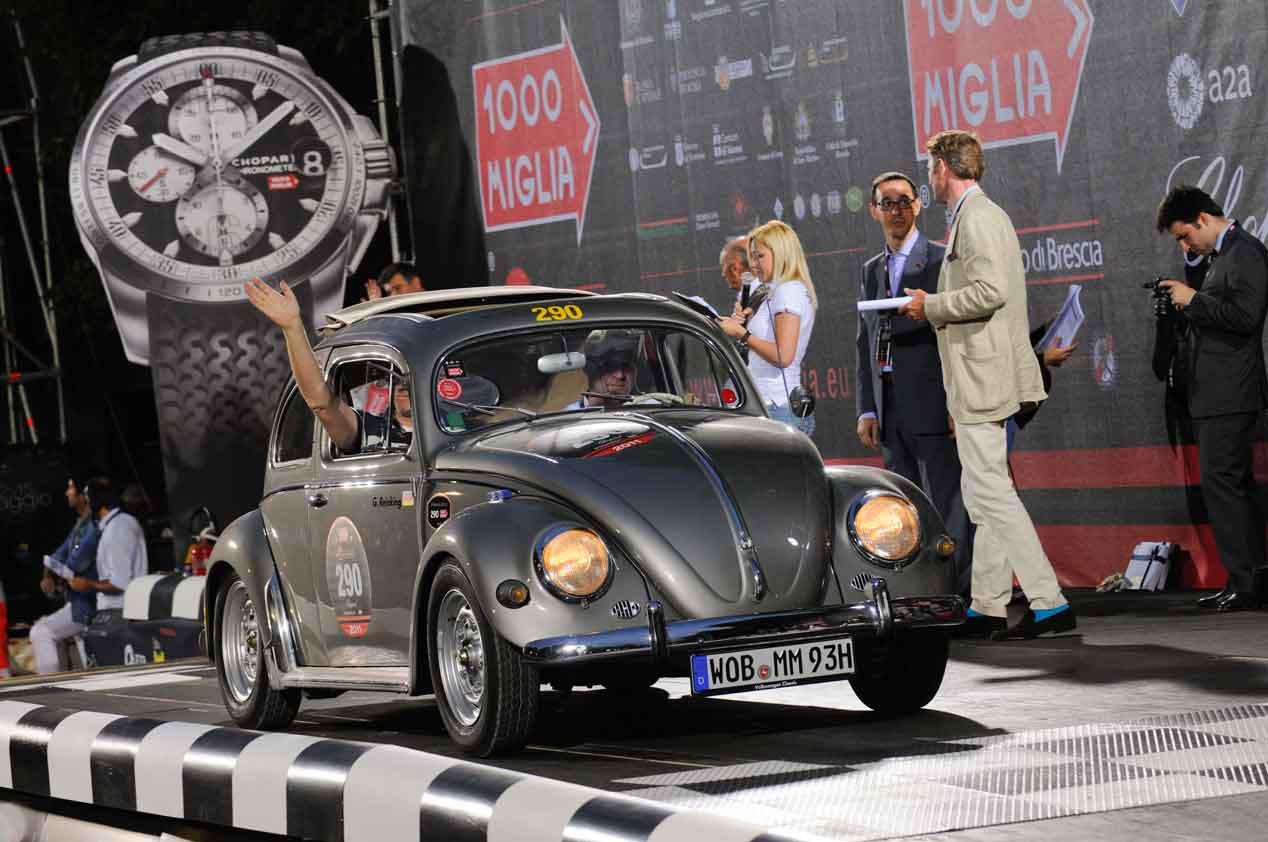 el Volkswagen Beetle cumple 70 años