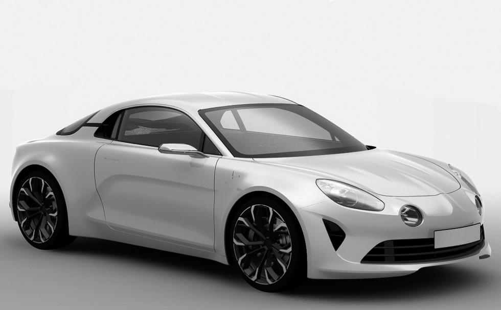 El futuro Alpine A120 se desvelará en febrero