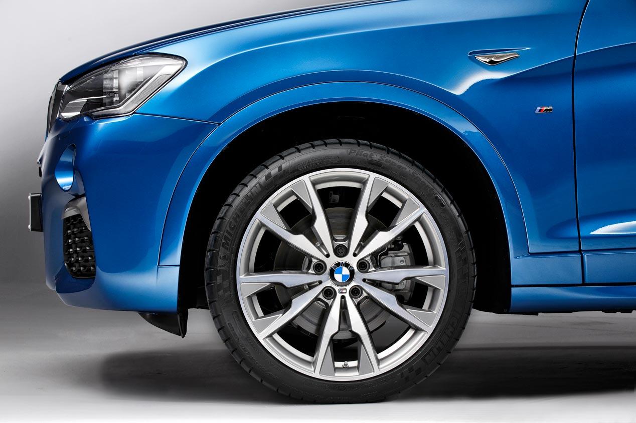 BMW X4 M40i, las fotos de este SUV deportivo