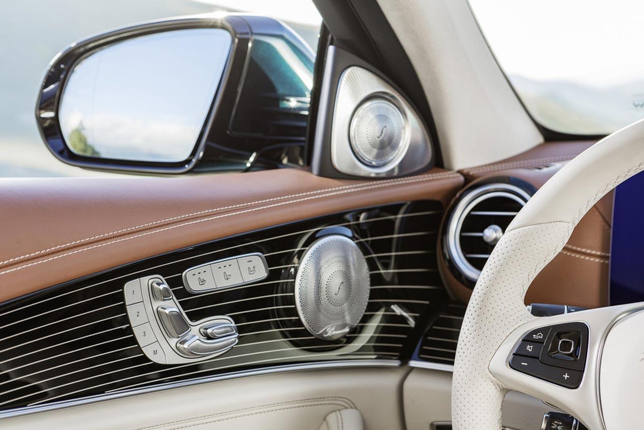 Mercedes Clase E 2016, las fotos de la nueva berlina de lujo