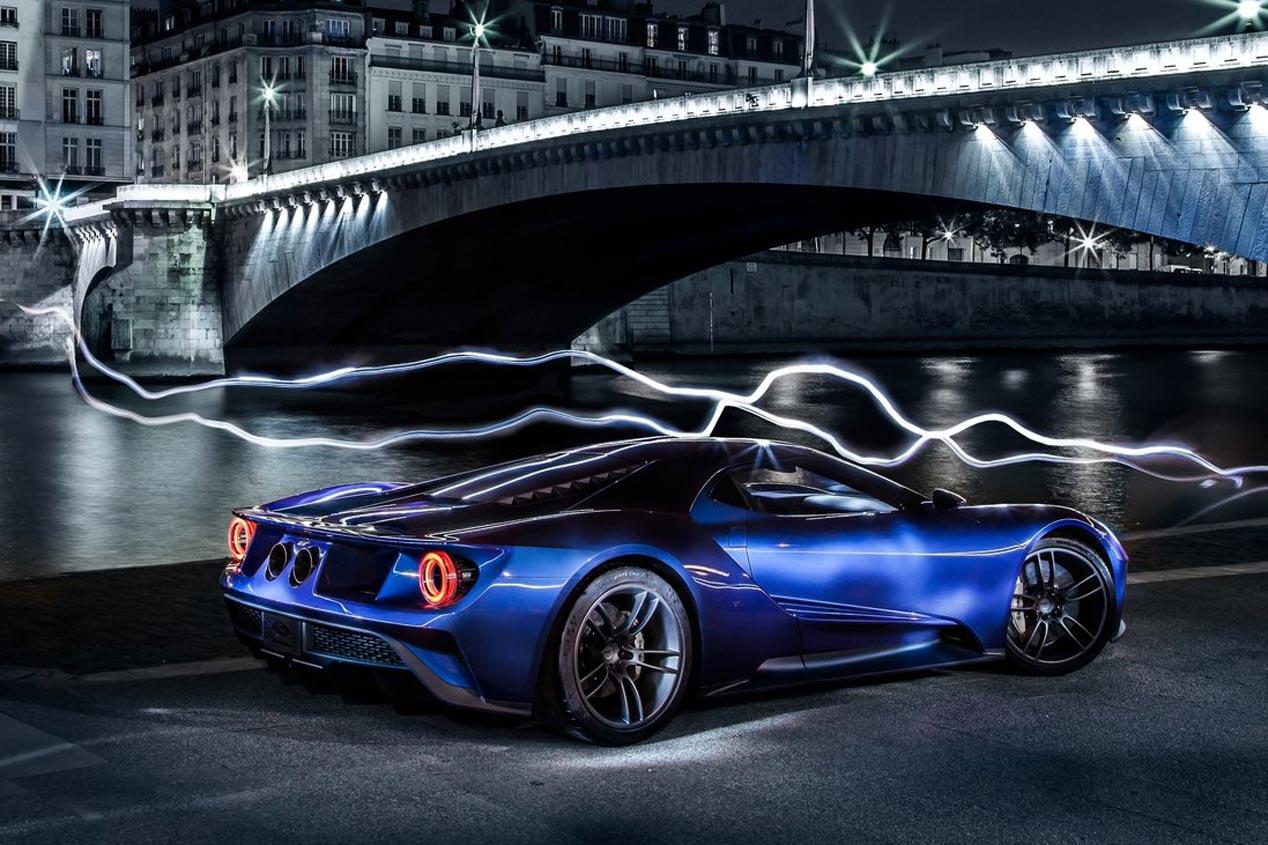 Los 5 coches deportivos más esperados de 2016