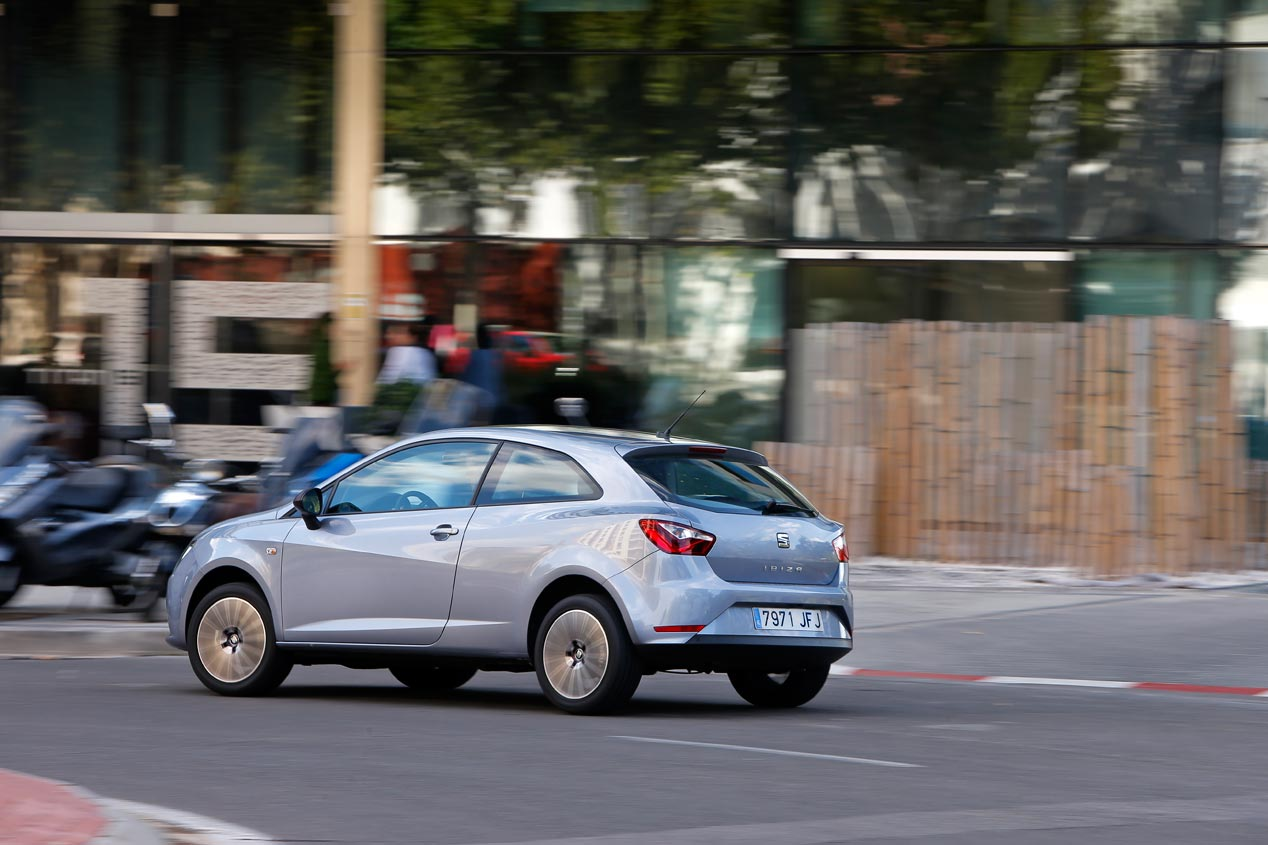 Seat Ibiza 1.4 TDI contra Seat Ibiza 1.0 TSI