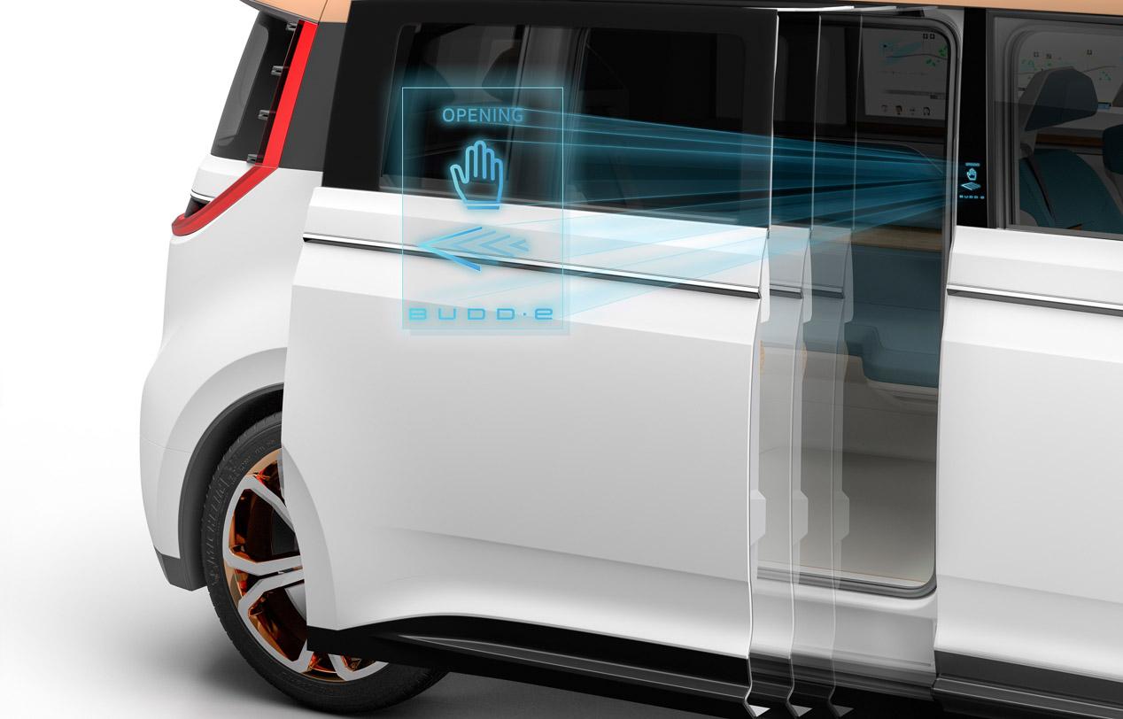 Volkswagen Budd-e Concept, el familiar eléctrico del siglo XXI