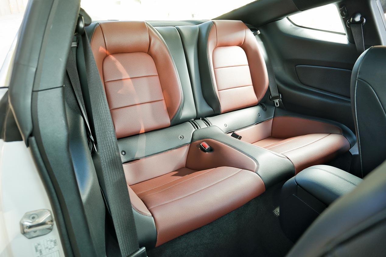 Ford Mustang Fastback 2.3 Ecoboost, más deportivo que nunca