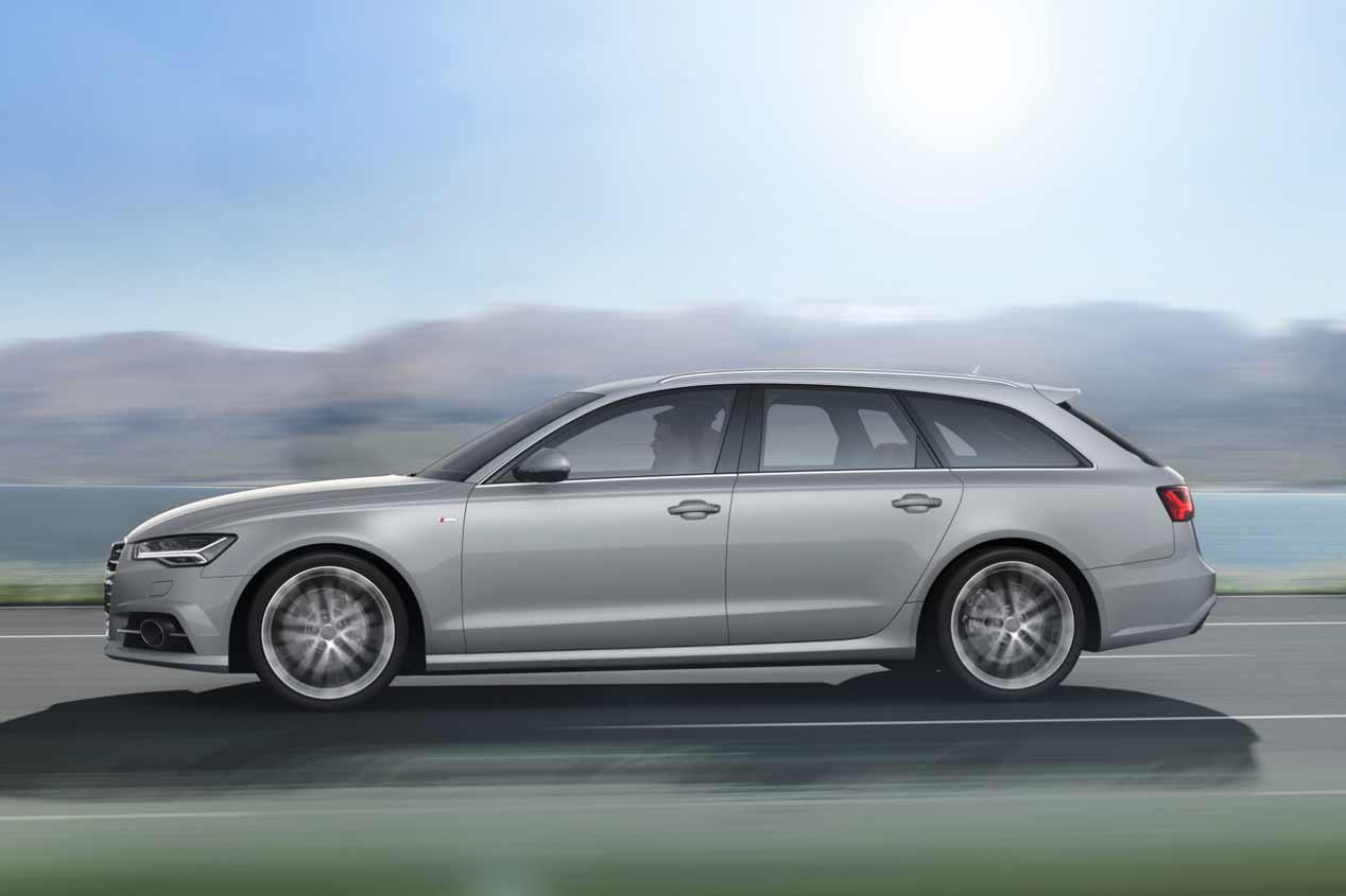Audi A6 2016, nuevas versiones y más equipamiento