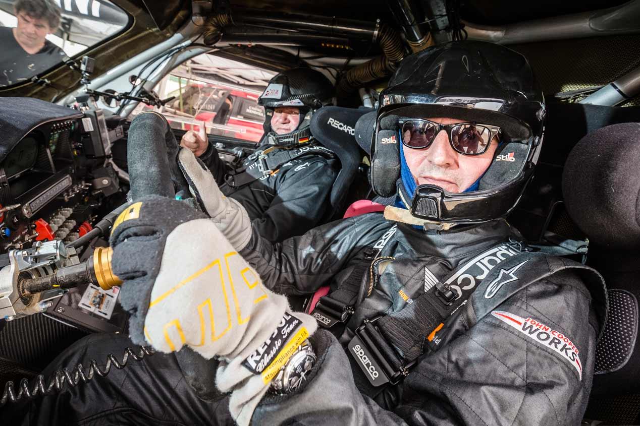 Prueba del Mini 4 All Racing, las fotos de un guerrero