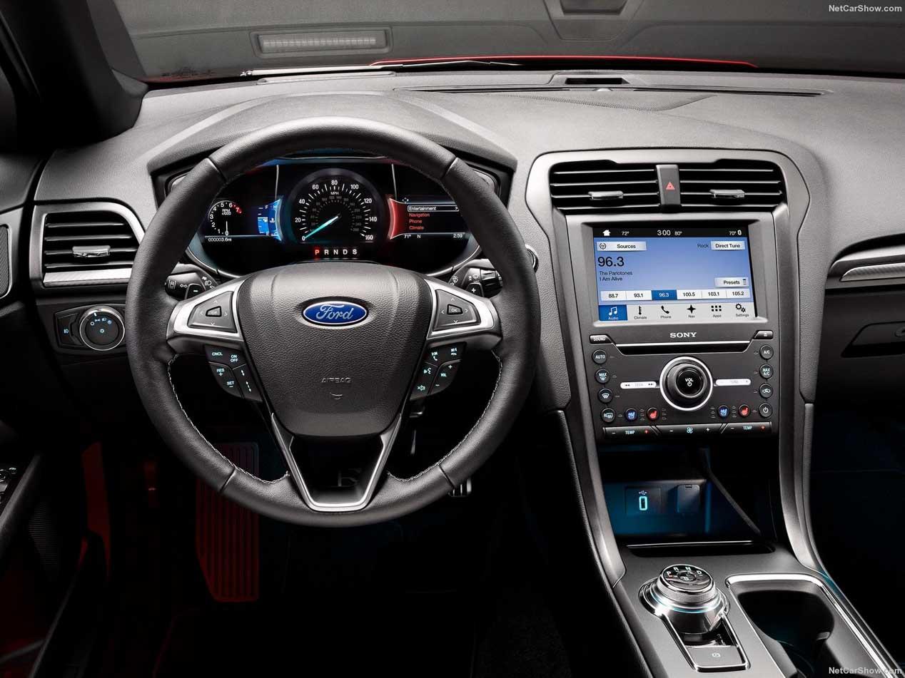 Ford Mondeo 2017, primeras imágenes en el Salón de Detroit