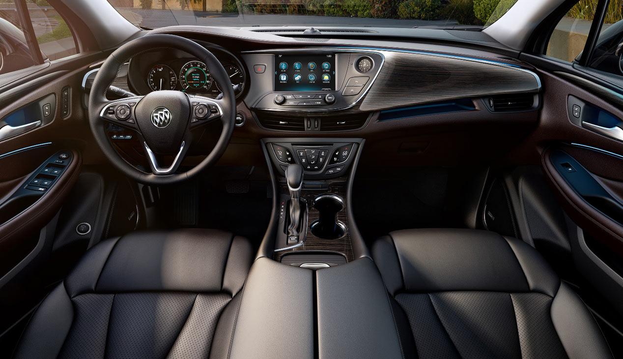 Buick Envision 2016, SUV cien por cien americano