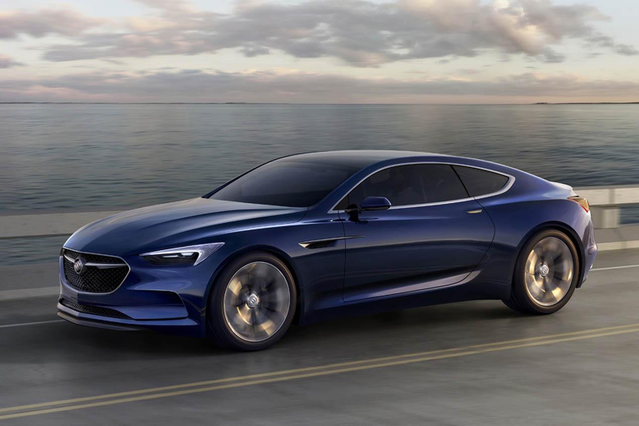 Buick Avista Concept 2016