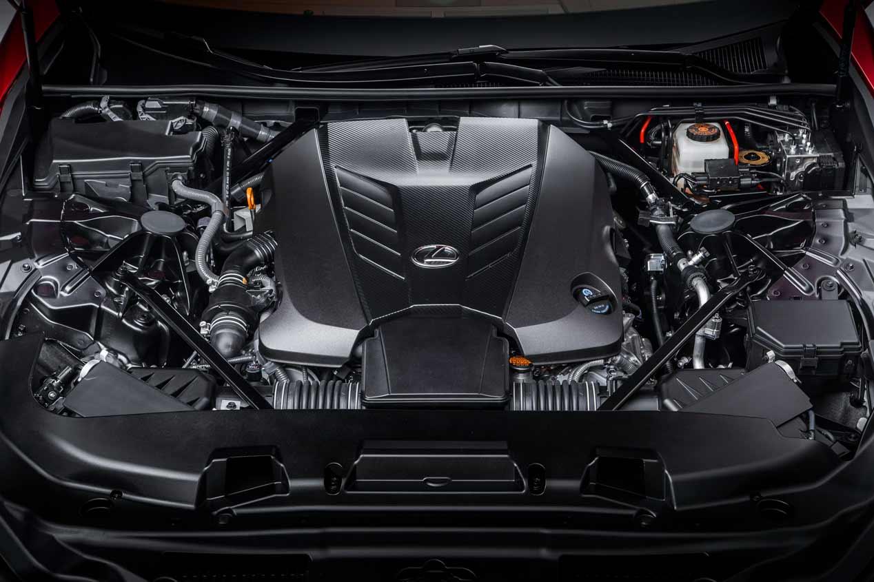 Lexus LC 500, coupé de lujo en el Salón de Detroit 2016