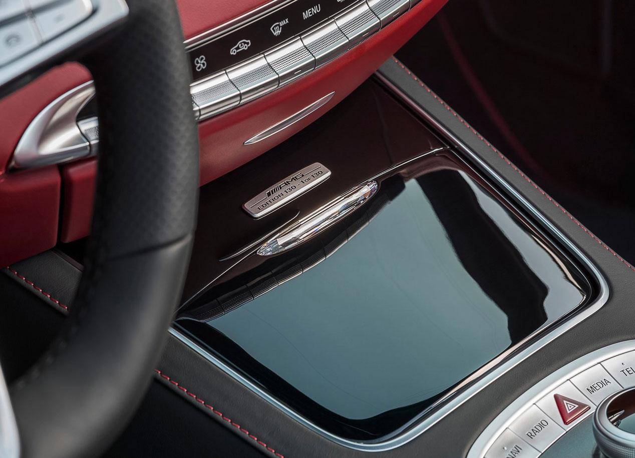 Las fotos del Mercedes-AMG S63 Cabriolet Edition 130