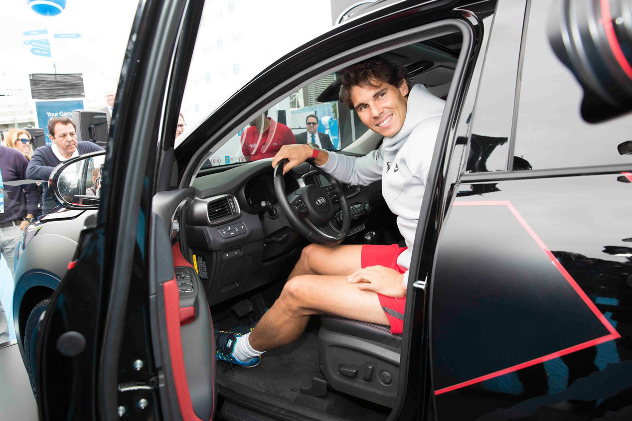 Kia Sportage X Car