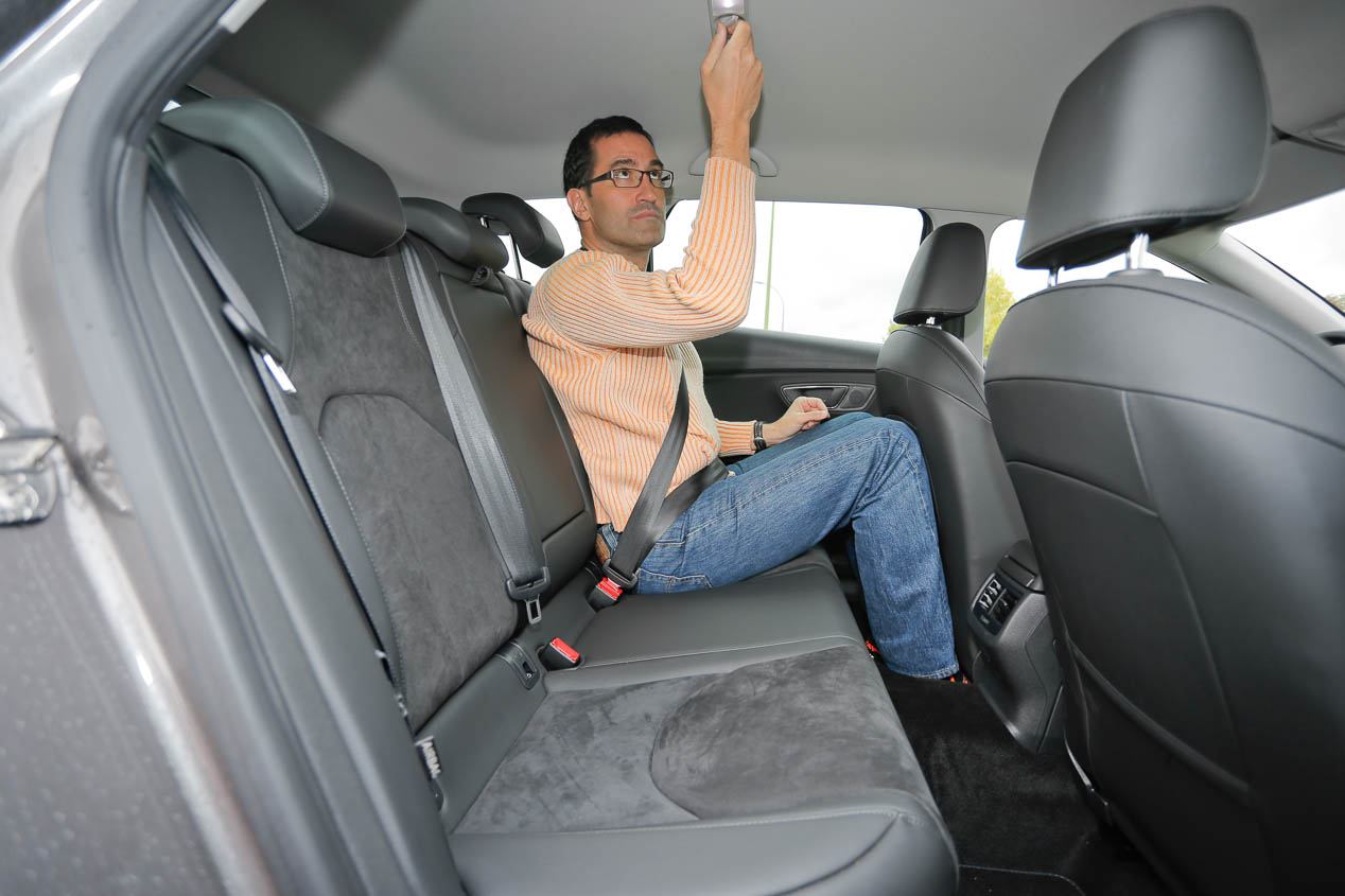 Seat León TGI gas
