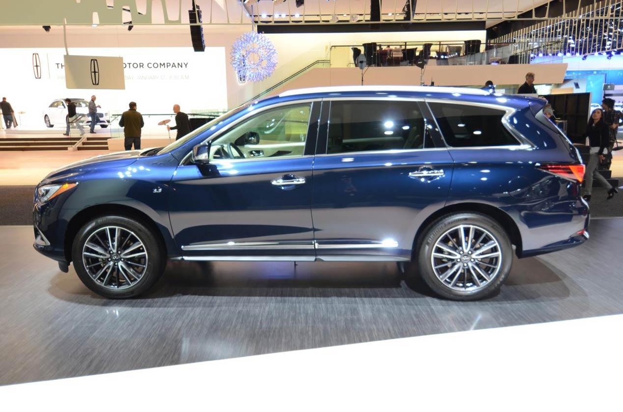 Los mejores SUV y 4x4 del Salón de Detroit 2016