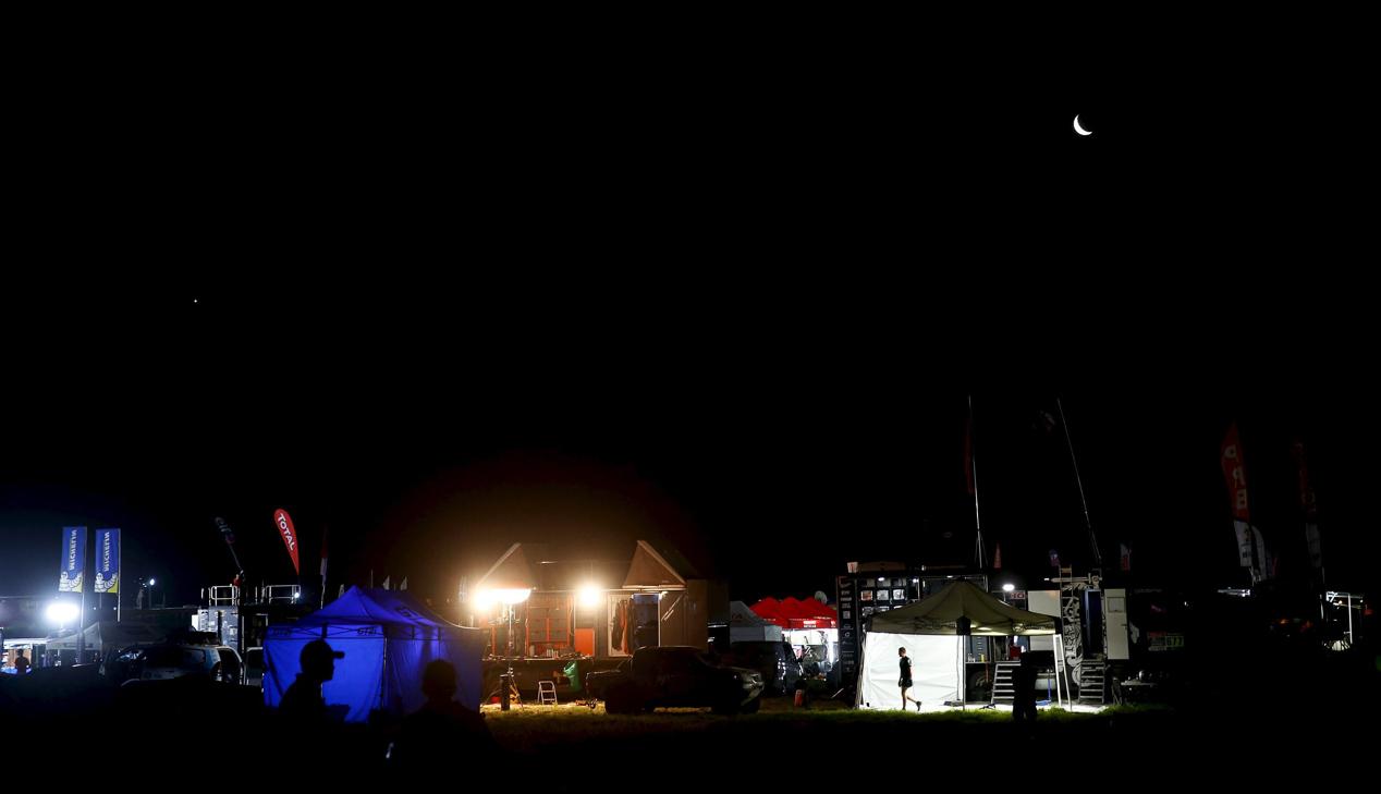 Las mejores imágenes del Dakar 2016: décima etapa