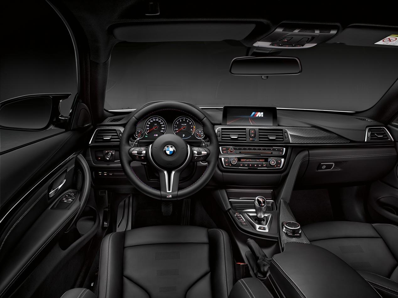 BMW M3 y M4 con Paquete M de Competición