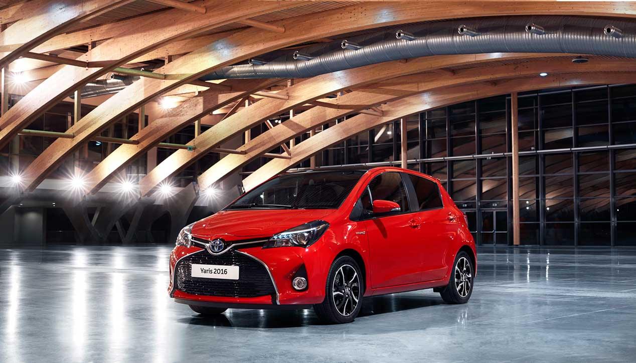 Toyota Yaris 2016, ya a la venta