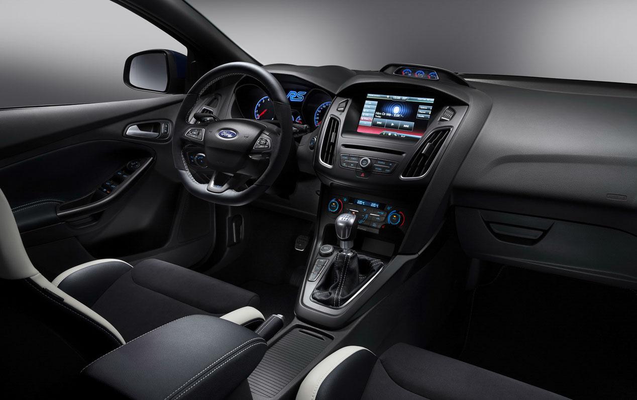 Ford Focus RS, ya se produce el coche más radical de Ford