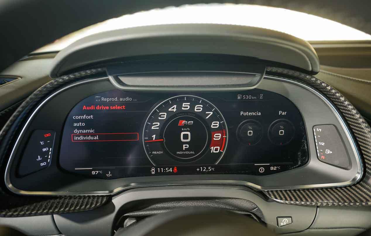Audi R8, el mejor deportivo para Autopista y Automóvil