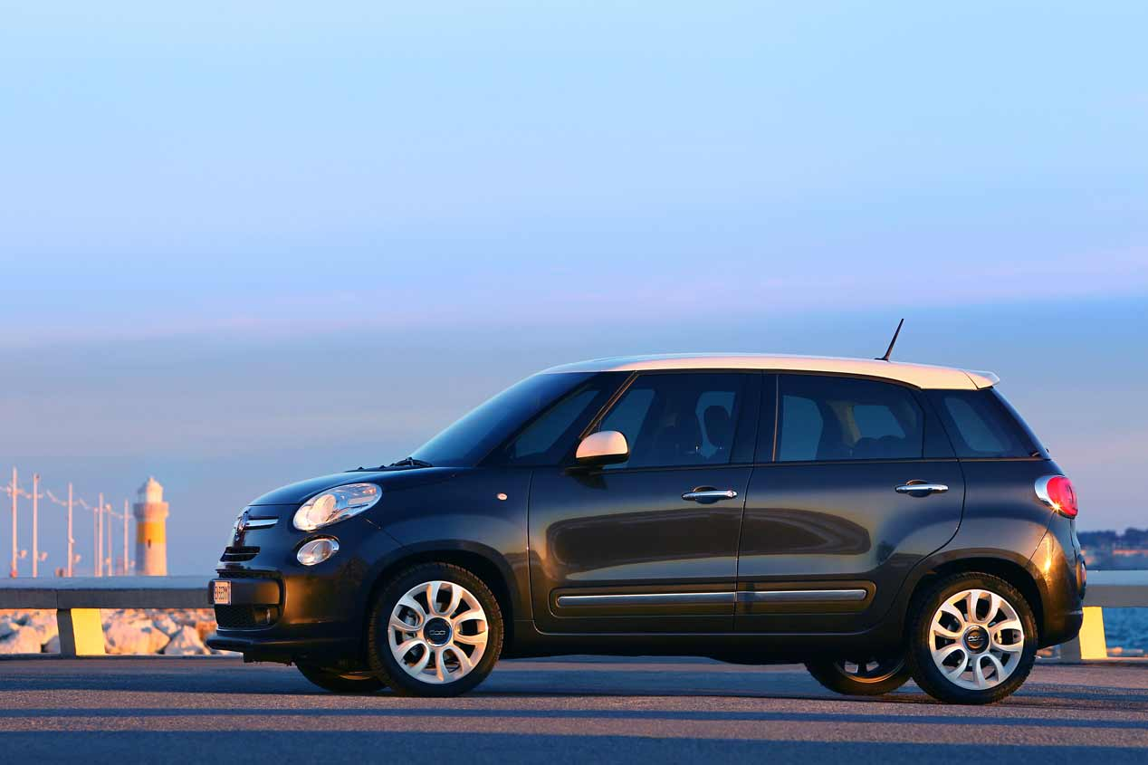 Fiat 500L 1.4 Pop Star, así es el 500L más asequible