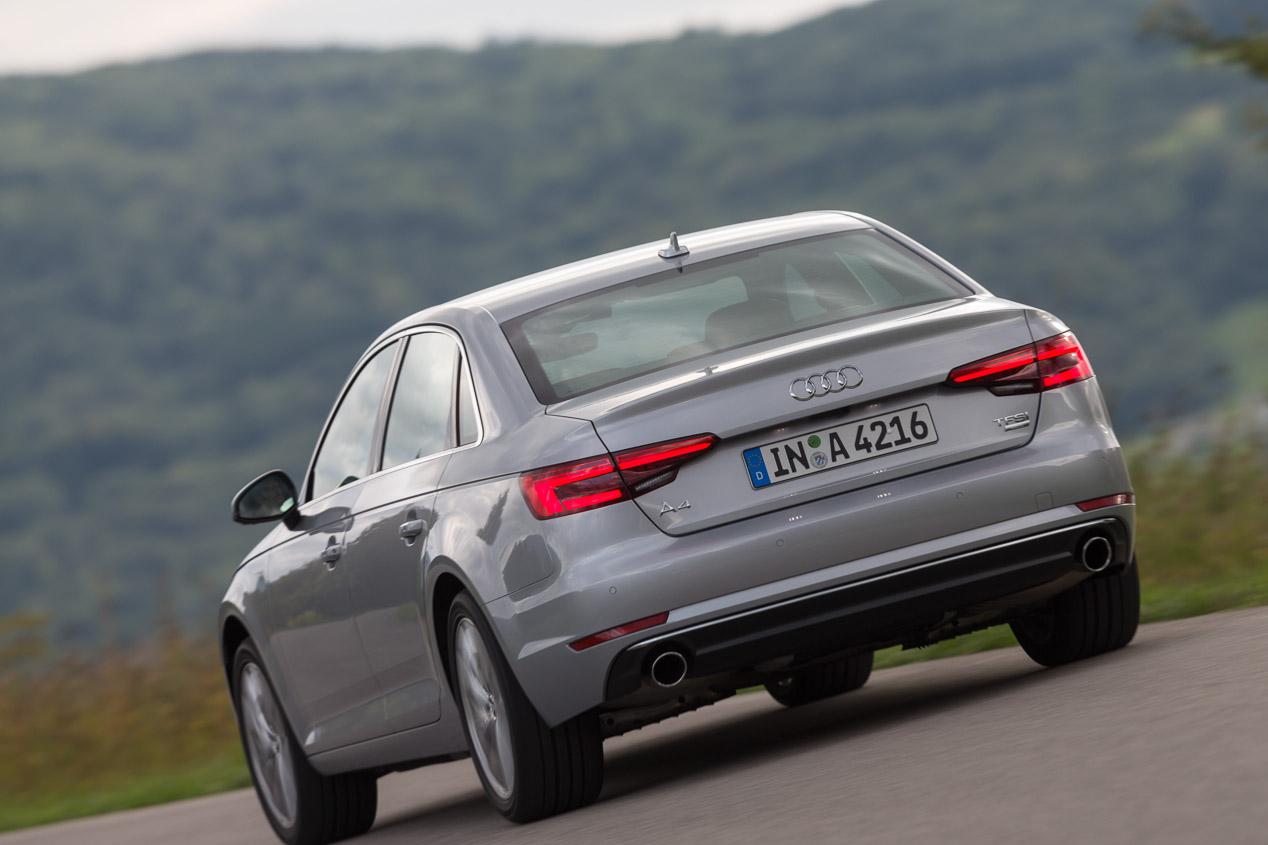 Audi A4 2.0 TFSI 190 CV Ultra S Tronic, en imágenes