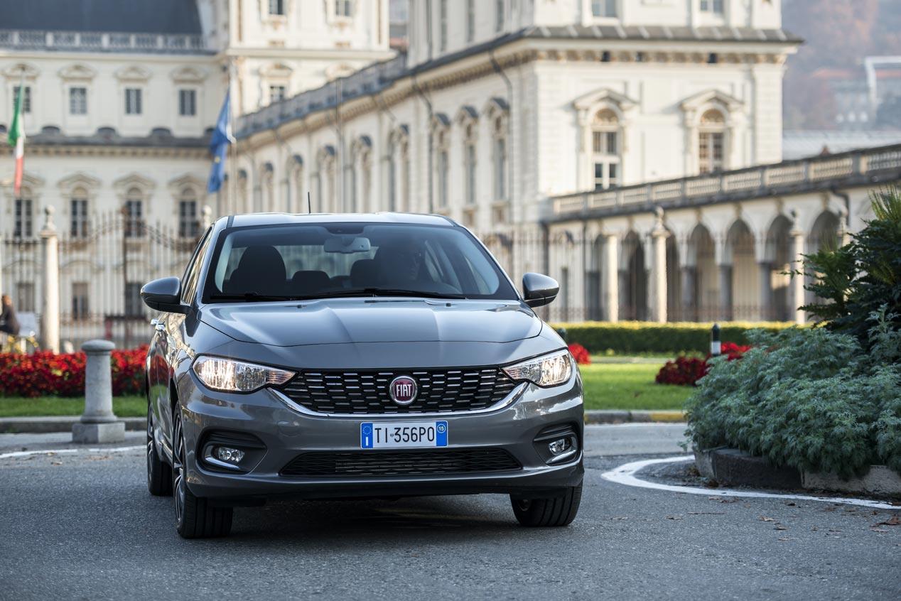 Fiat Tipo, ya a la venta en España