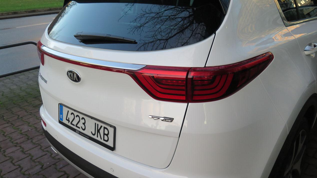 Probamos el Kia Sportage 2016, un SUV de gran calidad