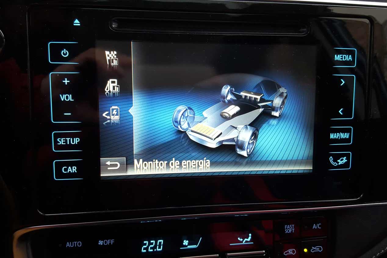 Toyota Auris Hybrid, acostúmbrate a pensar en verde