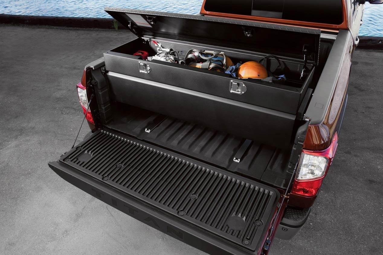Nissan Titan XD y sus accesorios, mil y una posibilidades