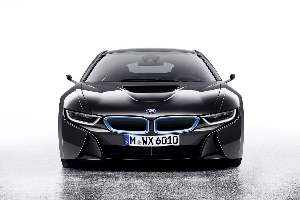 BMW y su tecnología de retrovisores digitales, en 2019