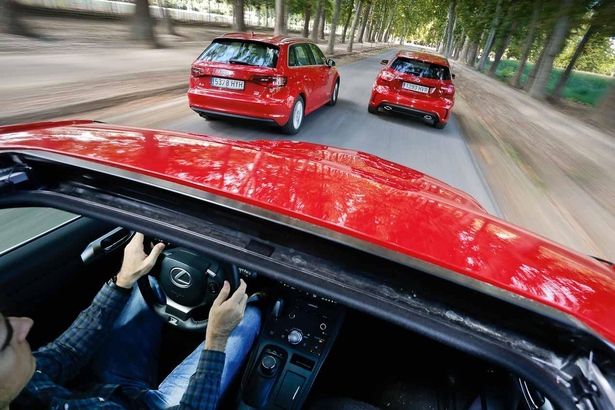 Los 10 coches compactos que menos nos han consumido