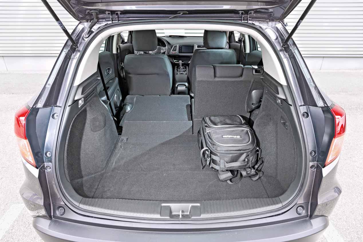 Mazda CX-3 y Honda HR-V, SUV japoneses cara a cara.