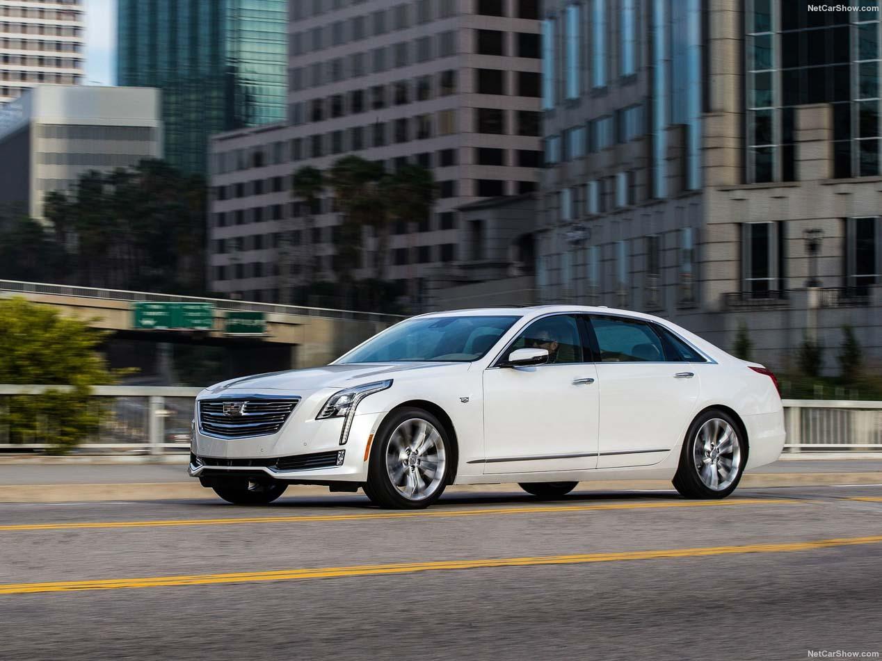 Cadillac CT6 2016, el lujo americano más deportivo