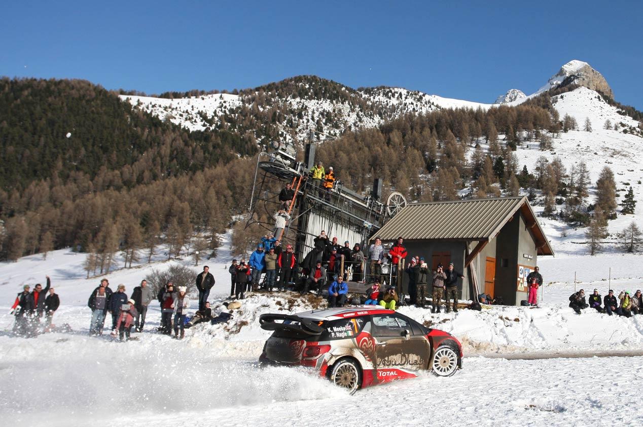 Rallye de Montecarlo 2016: hat-trick de Ogier y Volkswagen