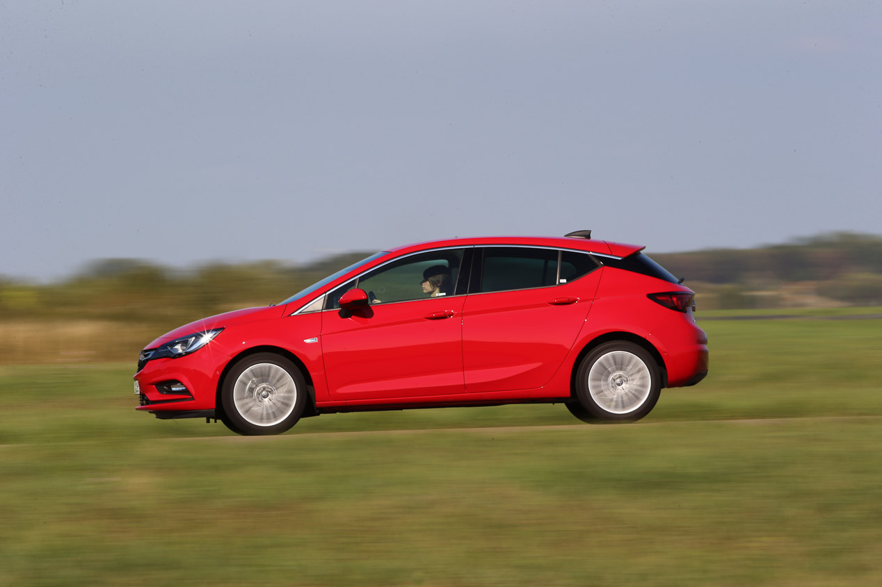 test opel astra k 200 ps