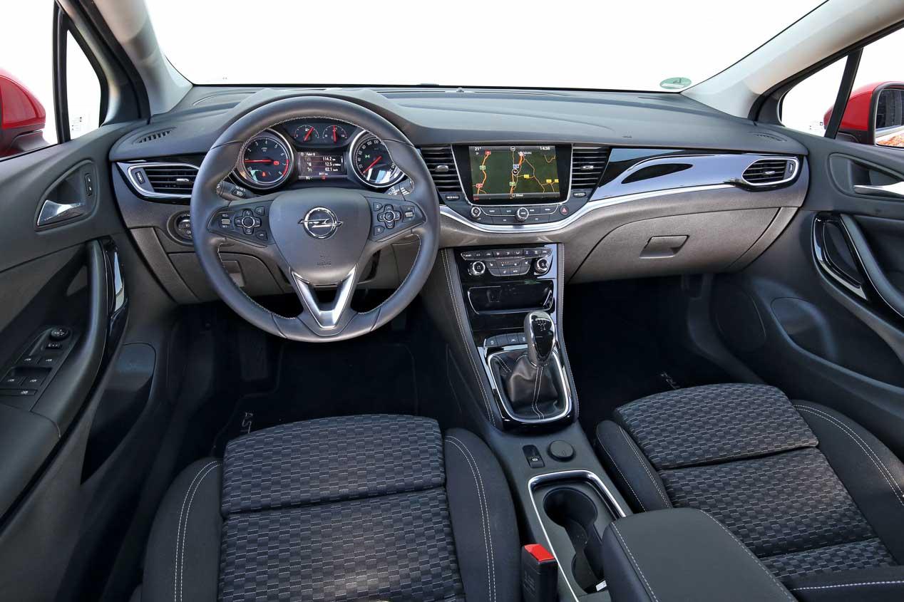 Opel Astra 1.4 Turbo 150 CV, la prueba en fotos