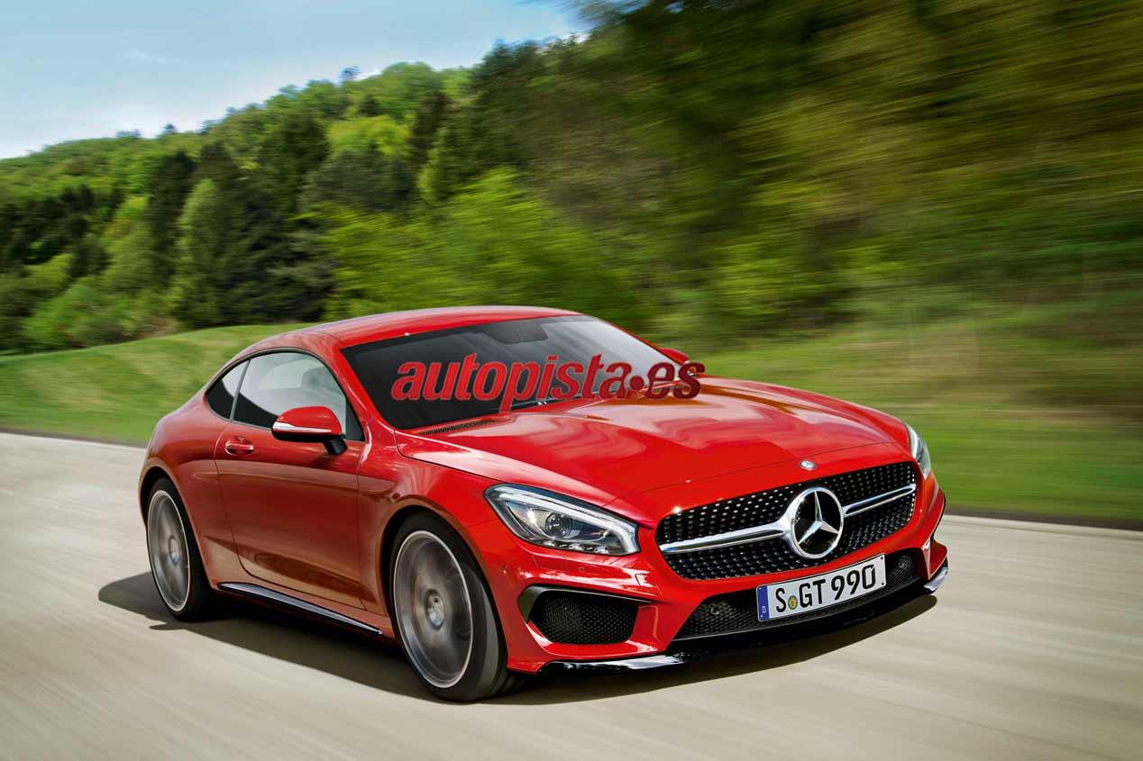 Los Mercedes Benz Nuevos Que Vienen Autopista Es