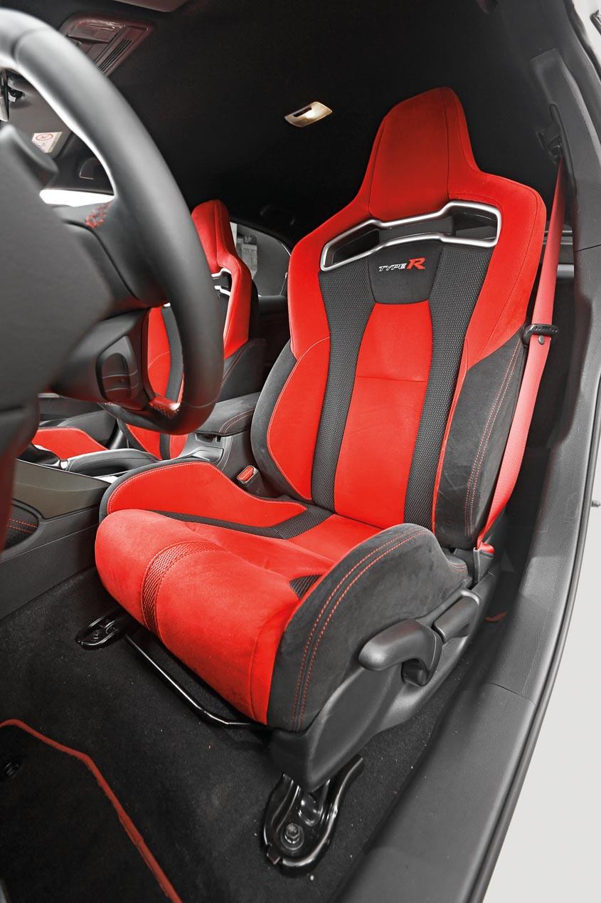 Prueba Honda Civic Type R
