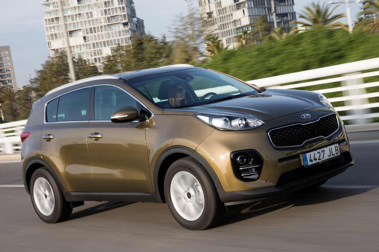 Precios en España del nuevo Kia Sportage