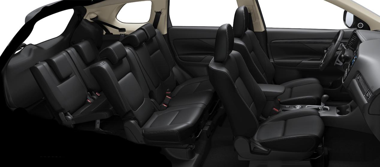 Mitsubishi Outlander 200 MPI 4x2 desde 24.900 euros