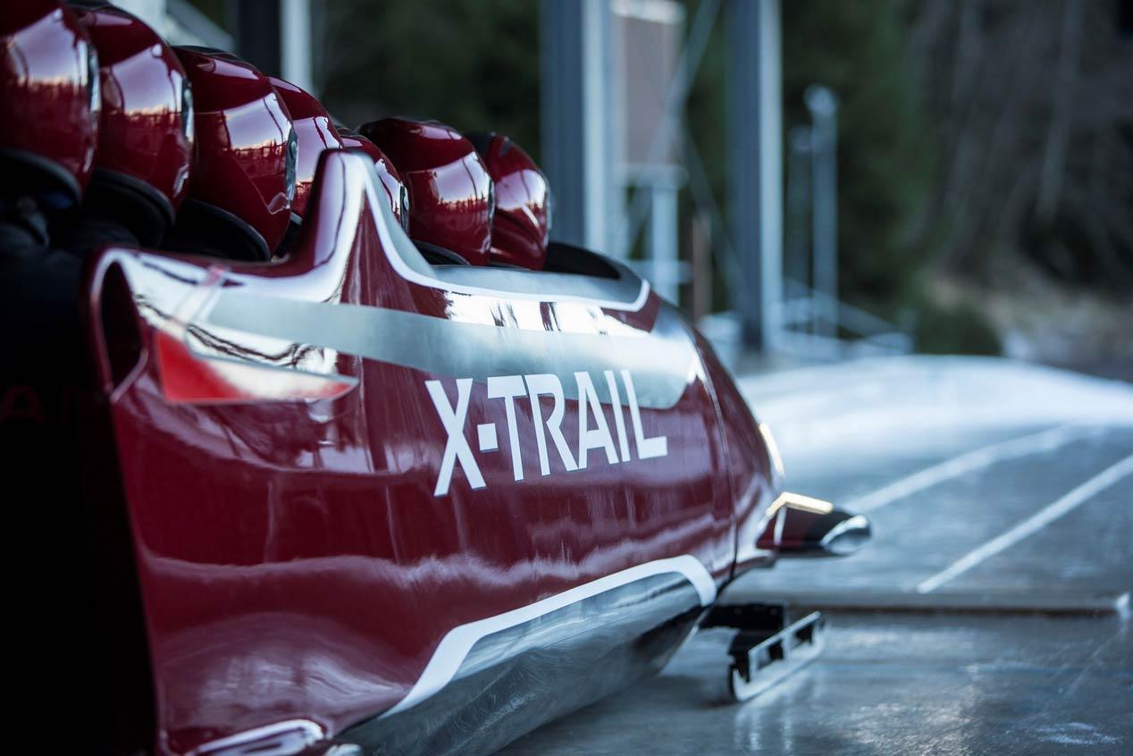 Nissan X-Trail Boshleigh, una creación única