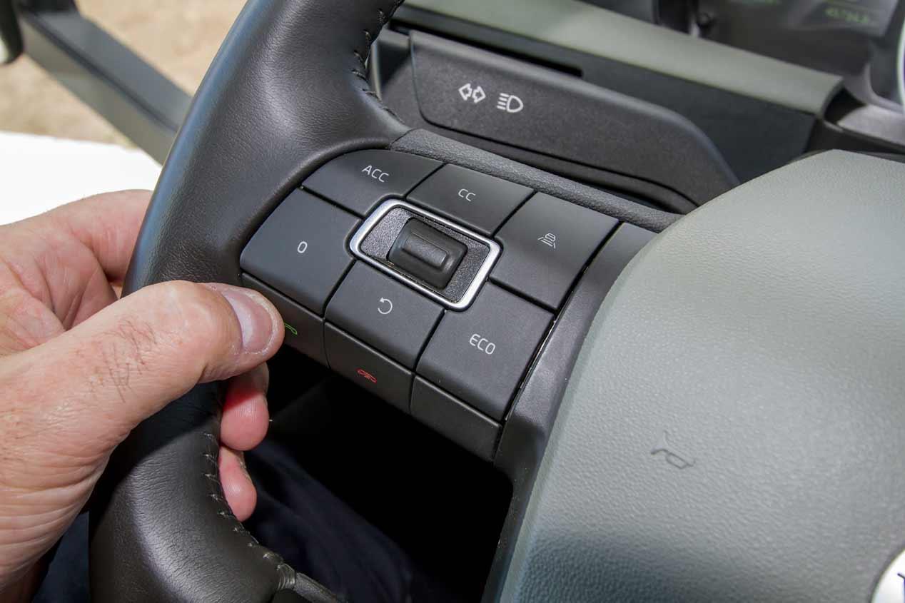 Volvo FH13-500 I-Shift Dual Clutch, a prueba