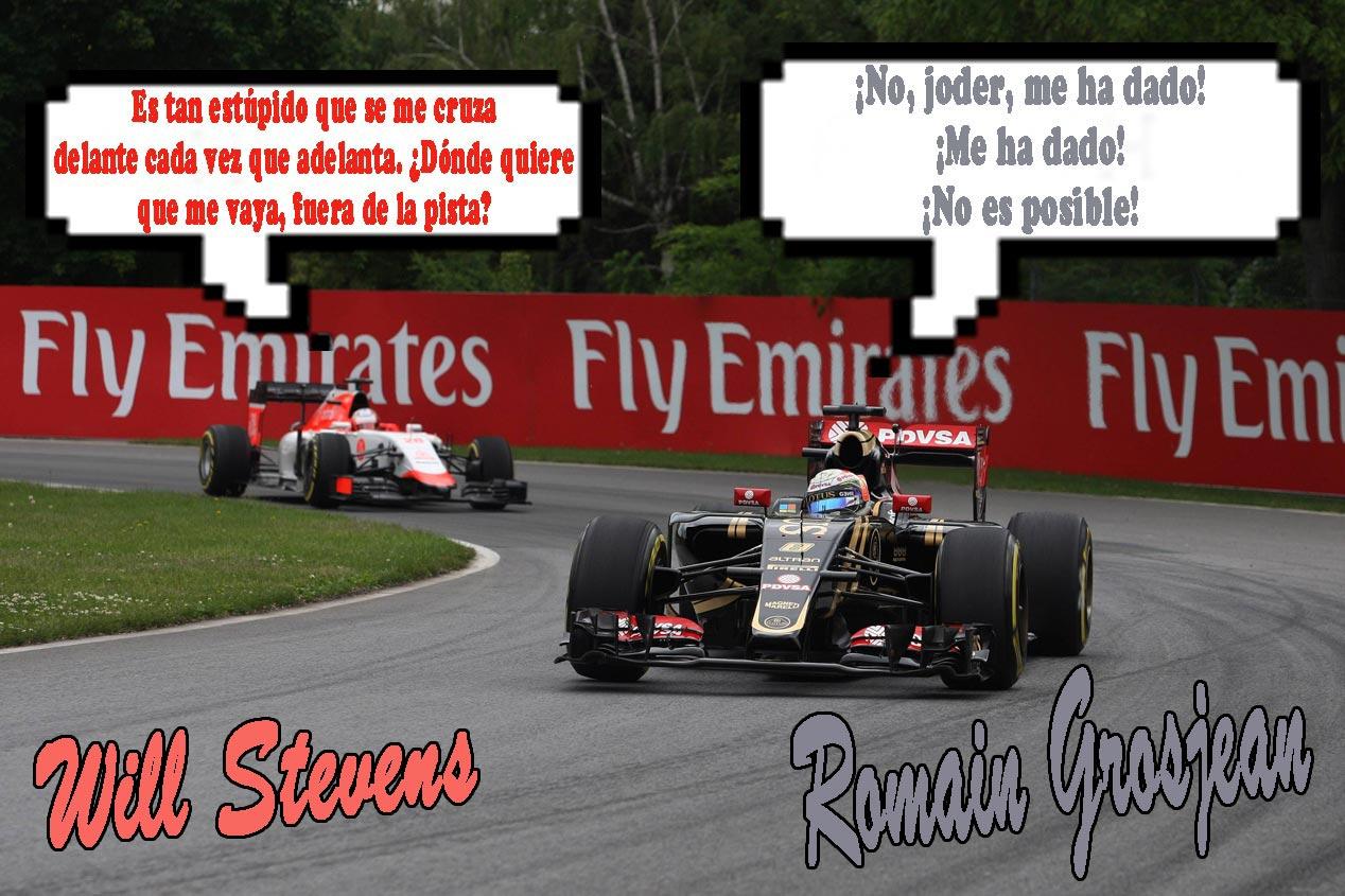 Los mejores mensajes de radio de la Fórmula 1 en 2015