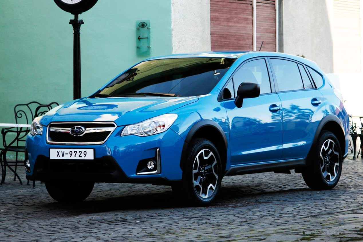 Subaru XV 2016, actualización mecánica