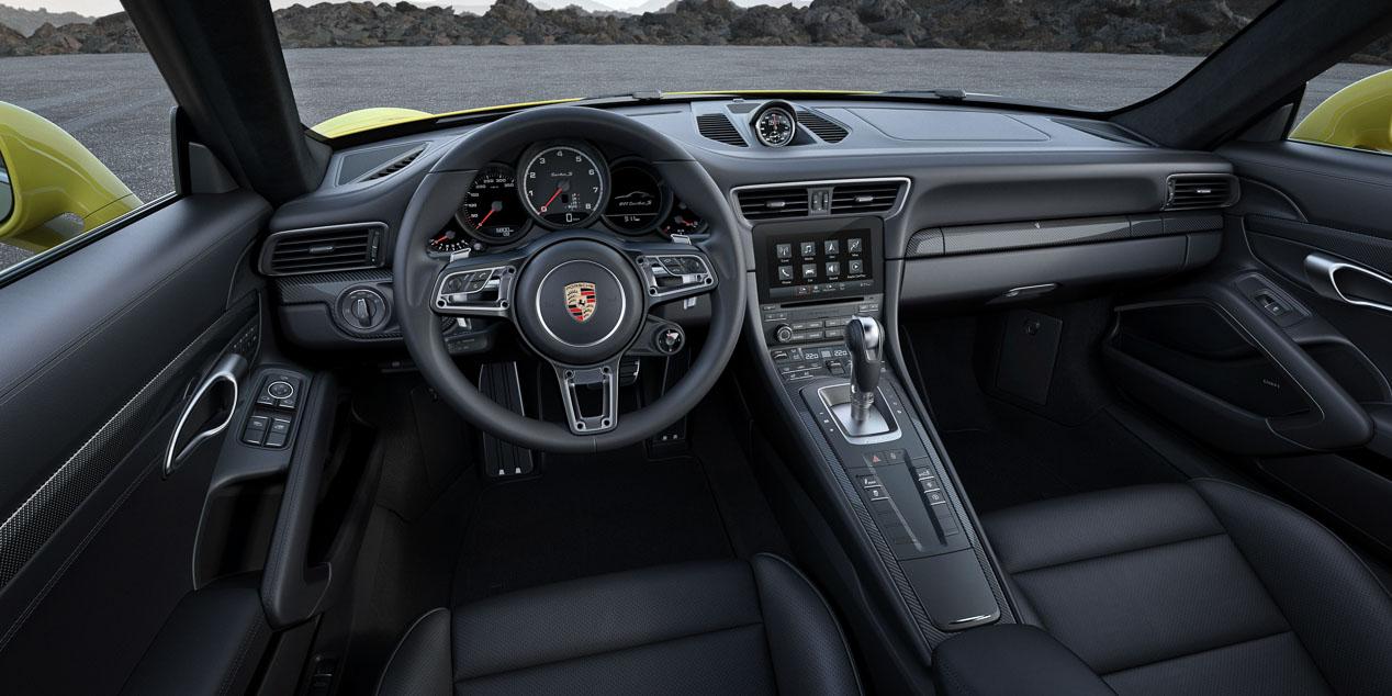 El Porsche 911 Turbo 2016, a prueba