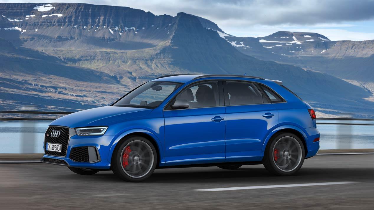 Audi RS Q3 Performance, rabia deportiva